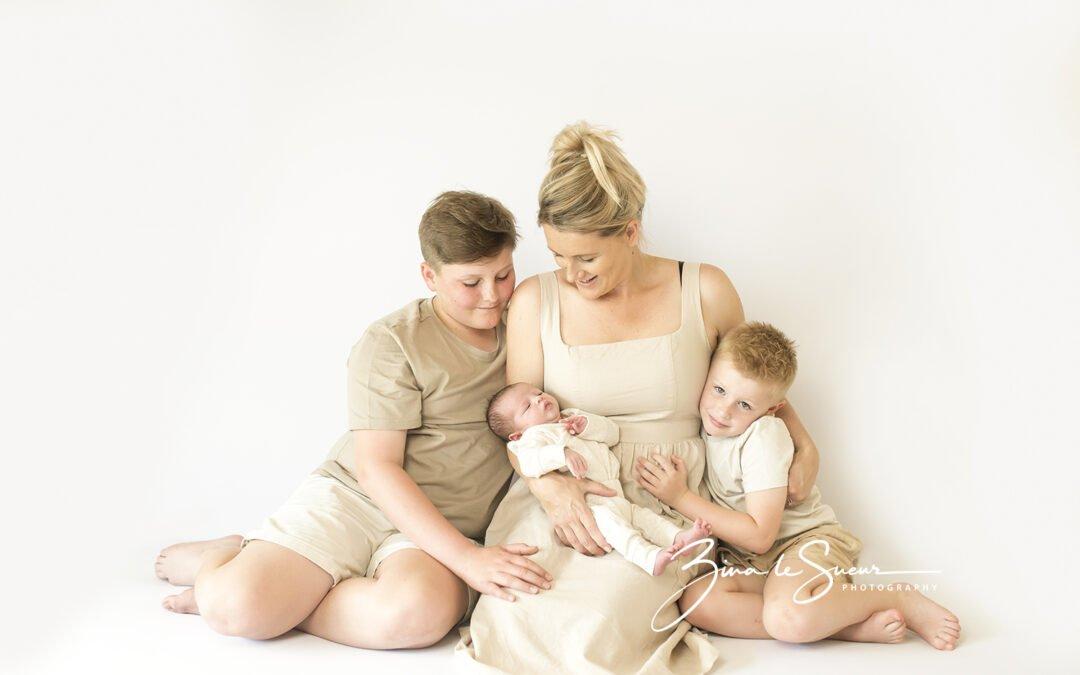Newborn Photography Perth   Studio Lifestyle Sessions