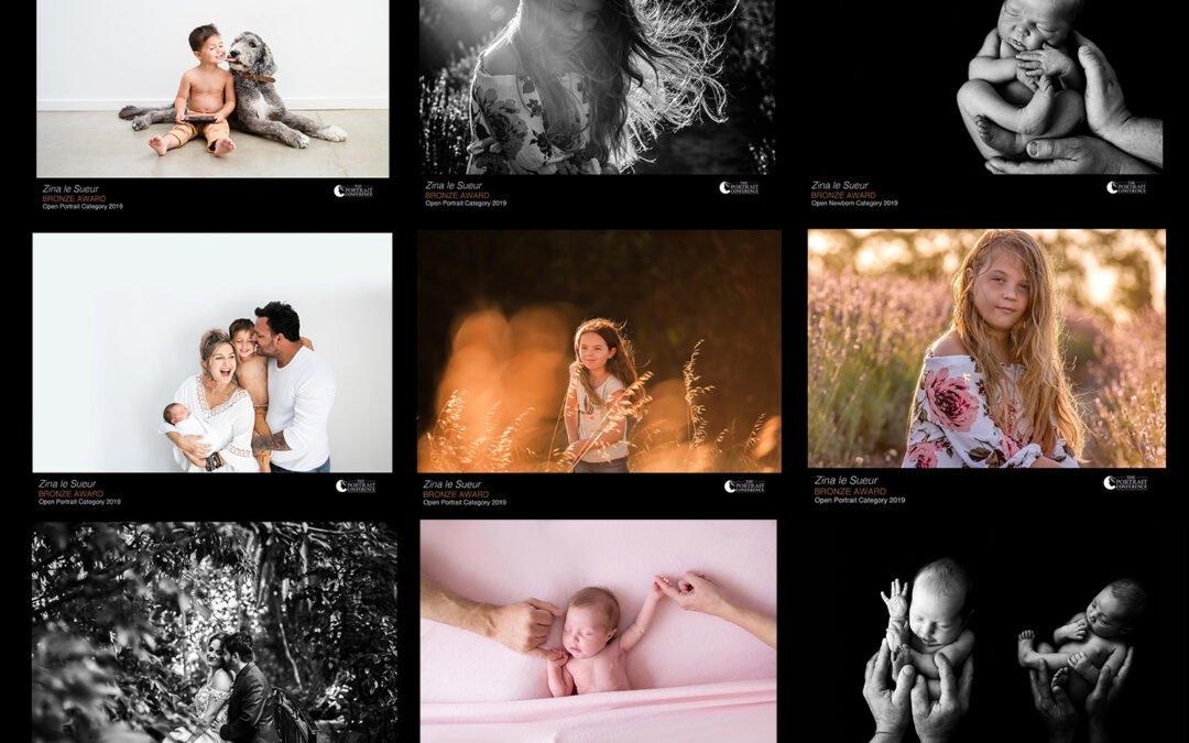 Perth Family Portrait Photographer | Portrait Conference 2019 Bronze Awards