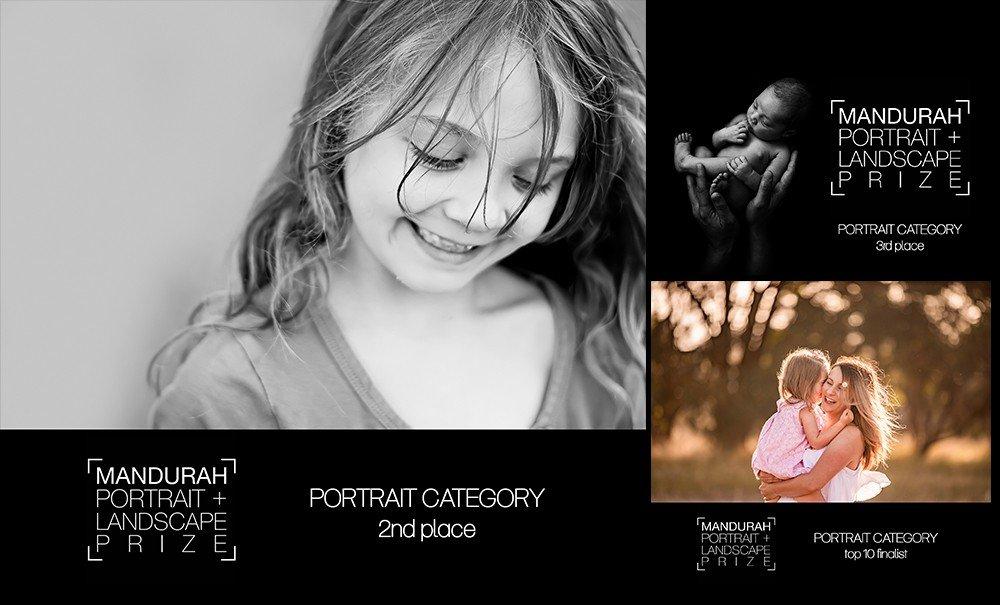 Award Winning Perth Family Photographer | Mandurah Portrait and Landscape Prize